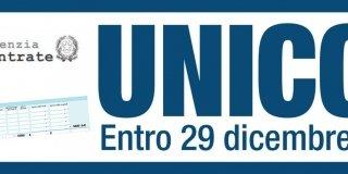 Unico 2014: presentazione entro dicembre. Con le sanzioni