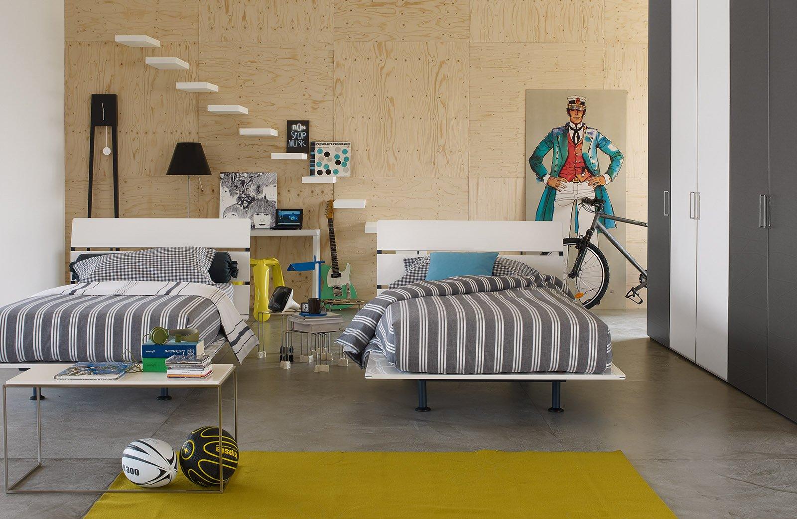 Camerette per adolescenti cose di casa - Camere da letto flou ...
