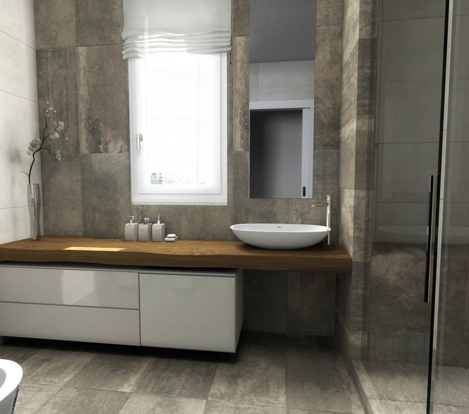 Bagno quale la distribuzione migliore per sanitari e doccia cose di casa - Bagno di casa ...