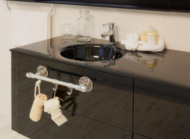In bagno accessori senza viti e tasselli cose di casa - Accessori bagno plexiglass ...