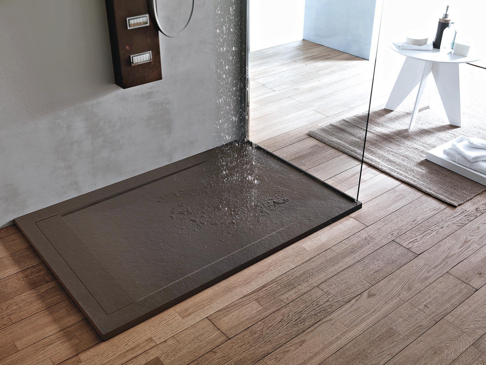 Piatti doccia colorati cose di casa - Posare un piatto doccia ...