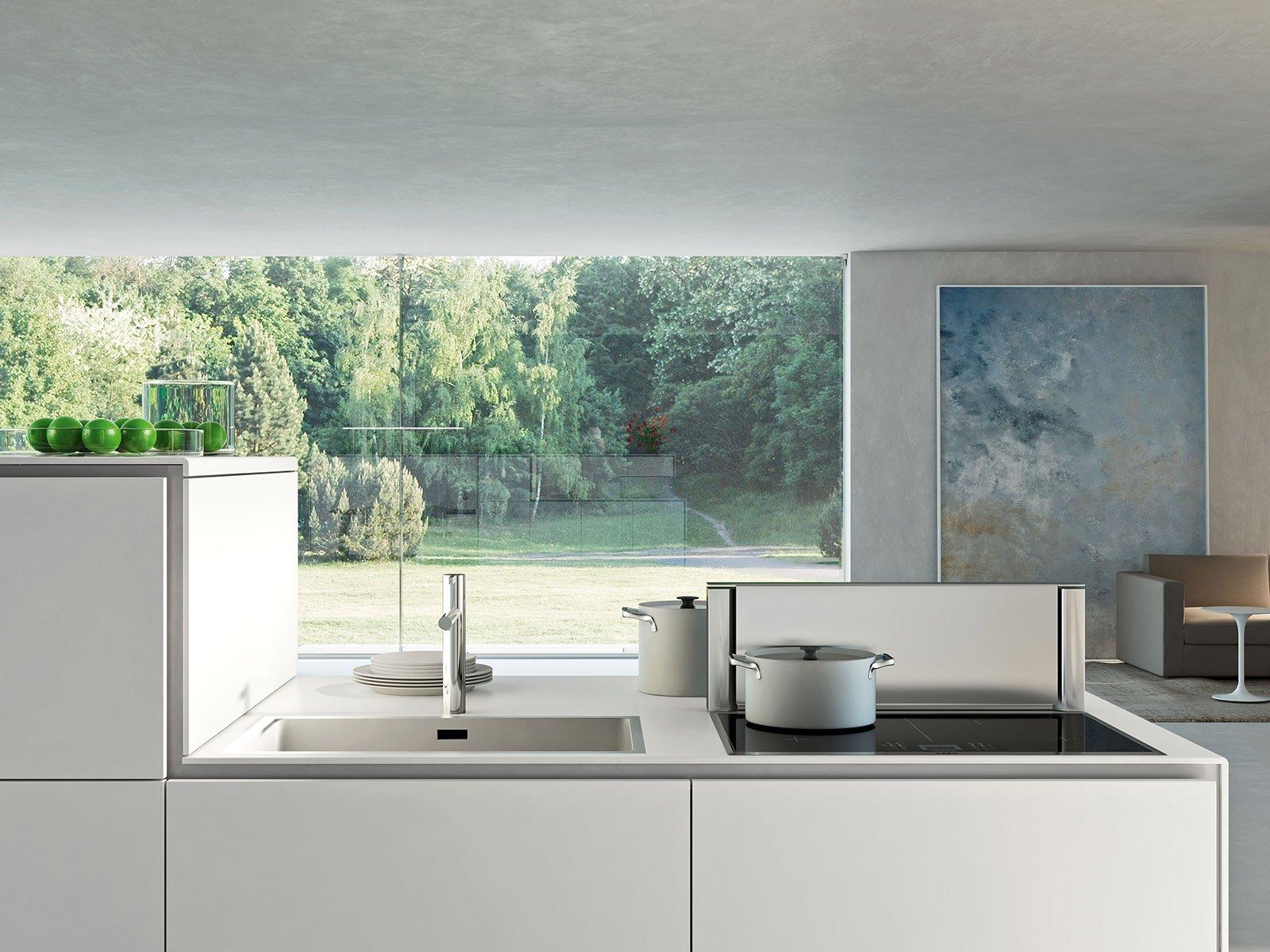 Good design award vince la cucina mimetizzata cose di casa for Piani di casa di concetto aperto stile ranch