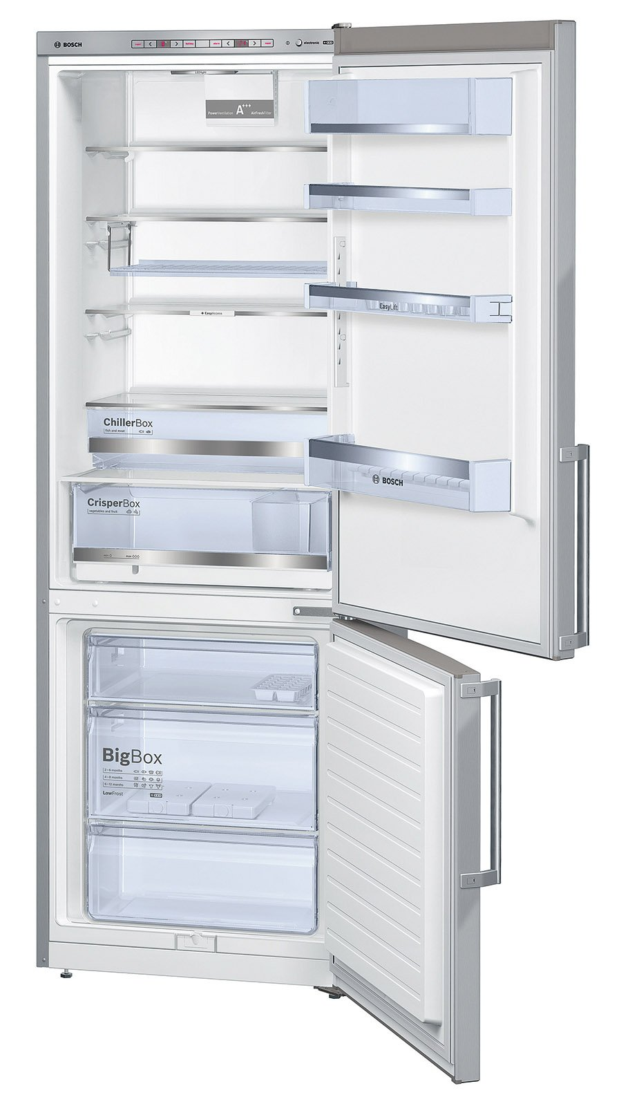 Frigoriferi che non si sbrinano: con la tecnologia No-frost risparmi ...