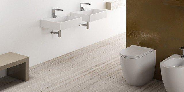 Bagno accessori arredamento e mobili cose di casa - Mobili bagno poco profondi ...
