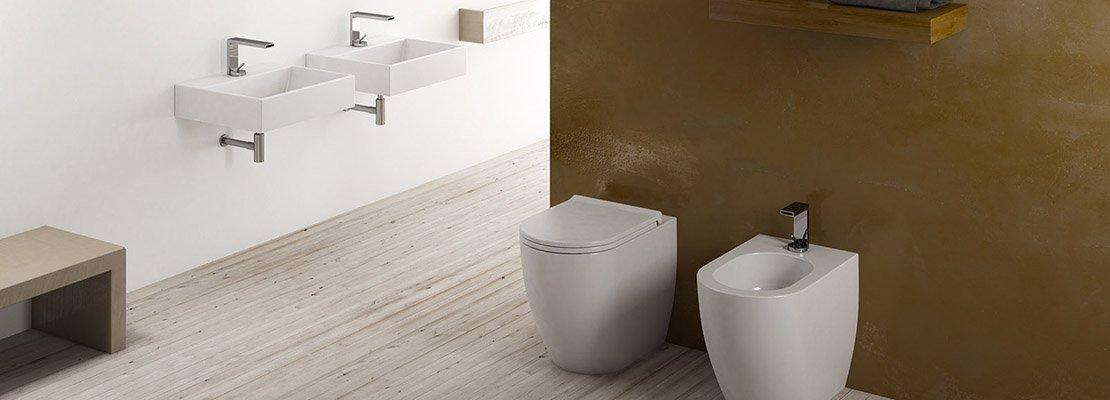 Sanitari salvaspazio poco profondi cose di casa - Ikea bagno sanitari ...