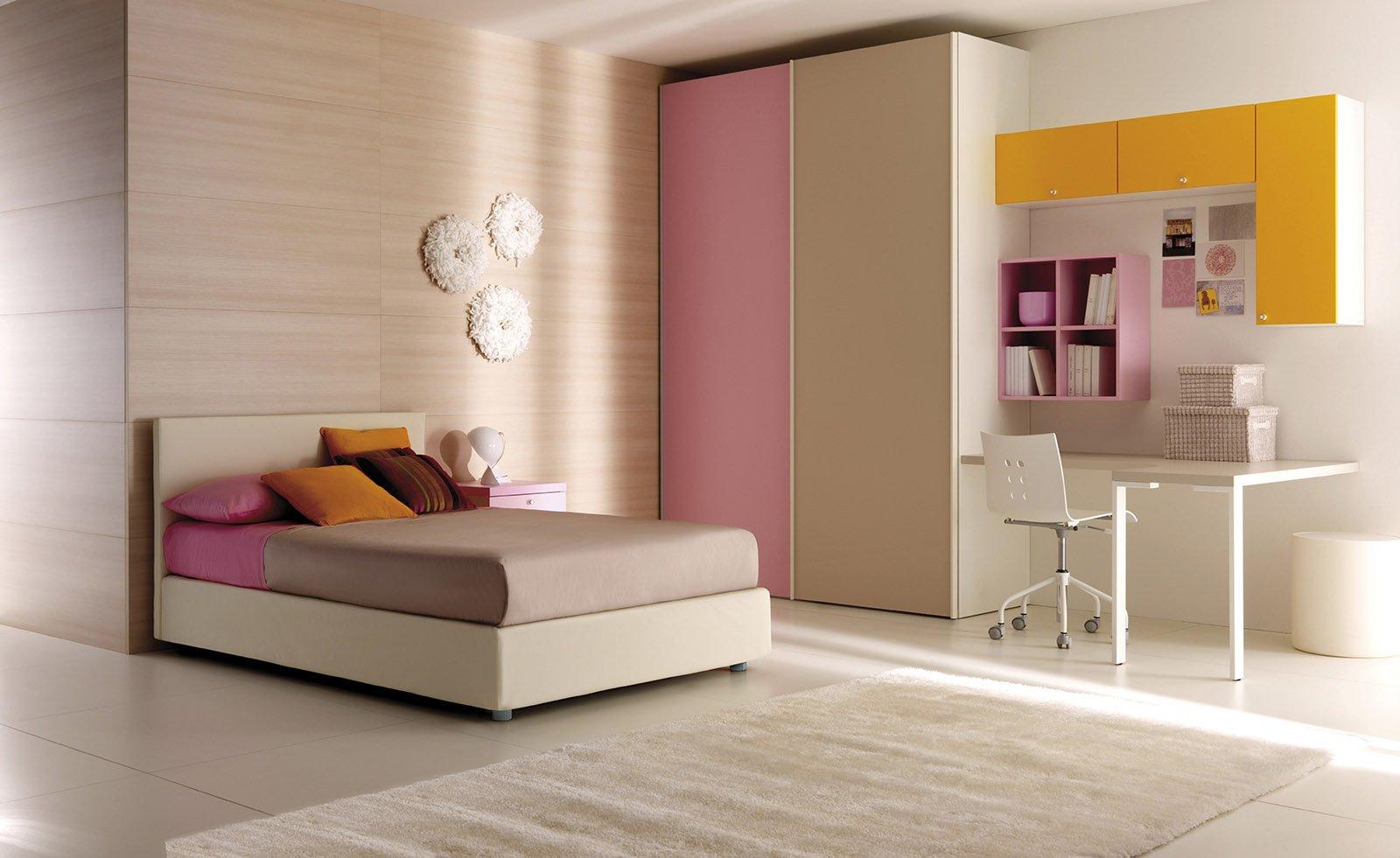 Camerette per adolescenti cose di casa - Camerette per stanze piccole ...