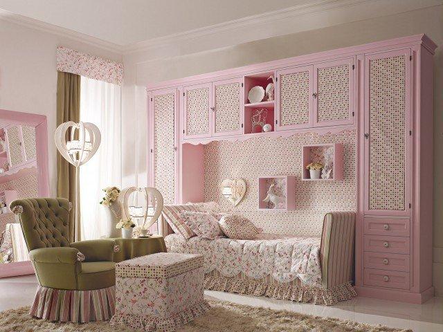 Camere Da Letto Dolfi.La Cameretta Romantica Di Gusto Classico Cose Di Casa