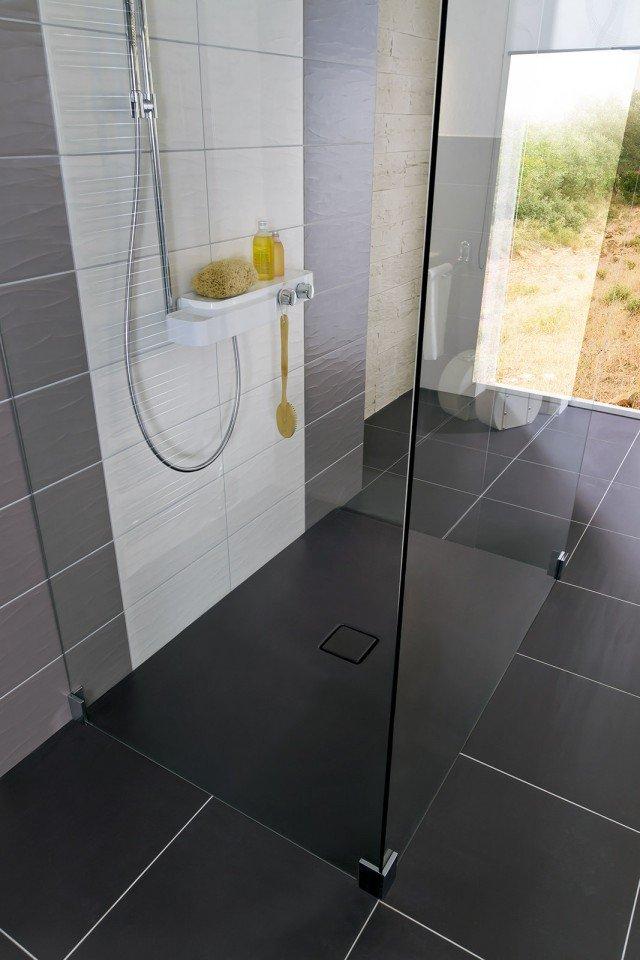 piatti doccia colorati cose di casa. Black Bedroom Furniture Sets. Home Design Ideas