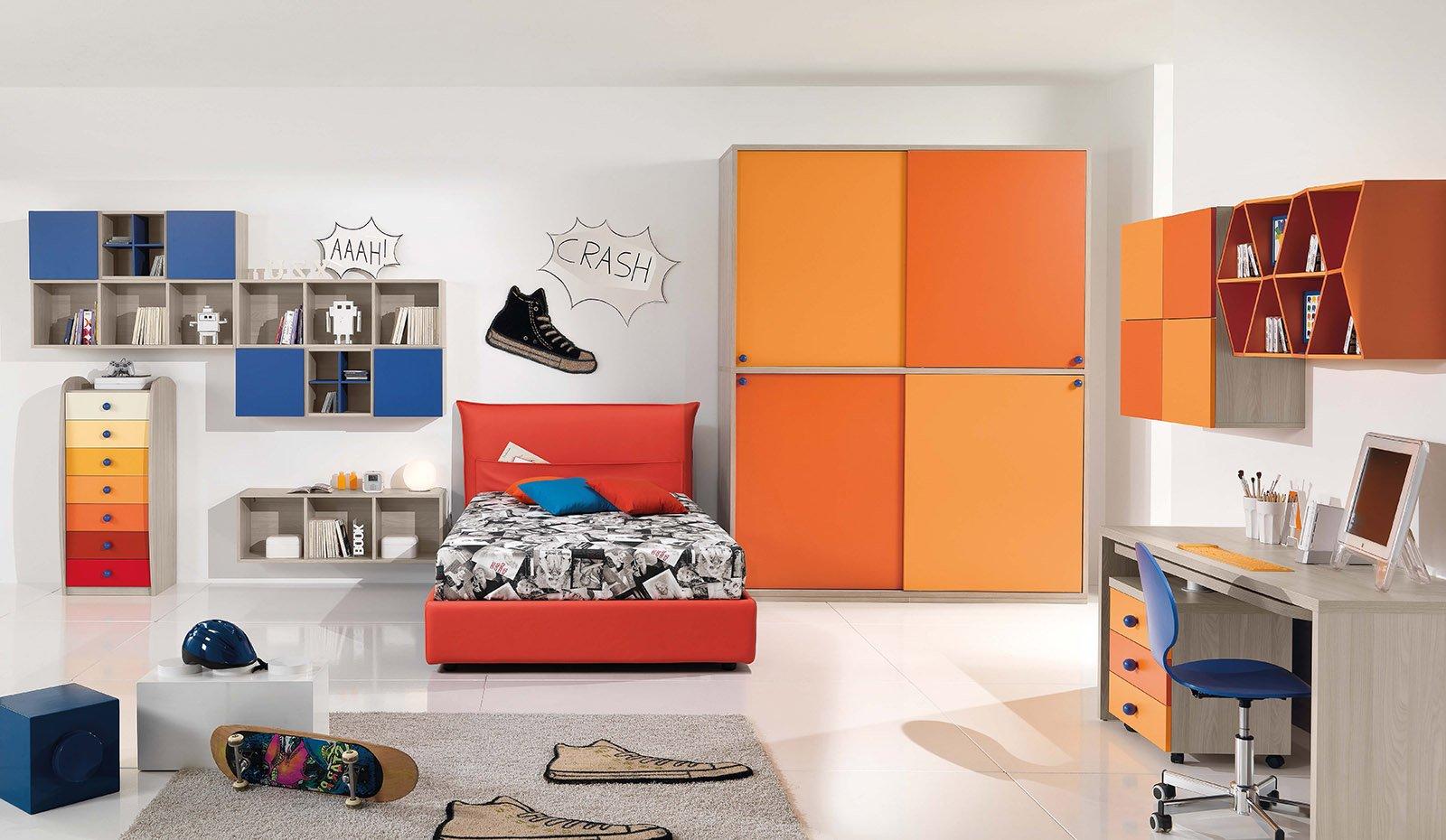 Camere Per Ragazzine : Camerette per adolescenti cose di casa