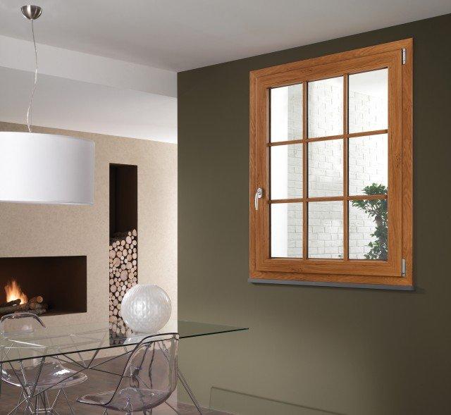 Fossati Serramenti Climatek finestra