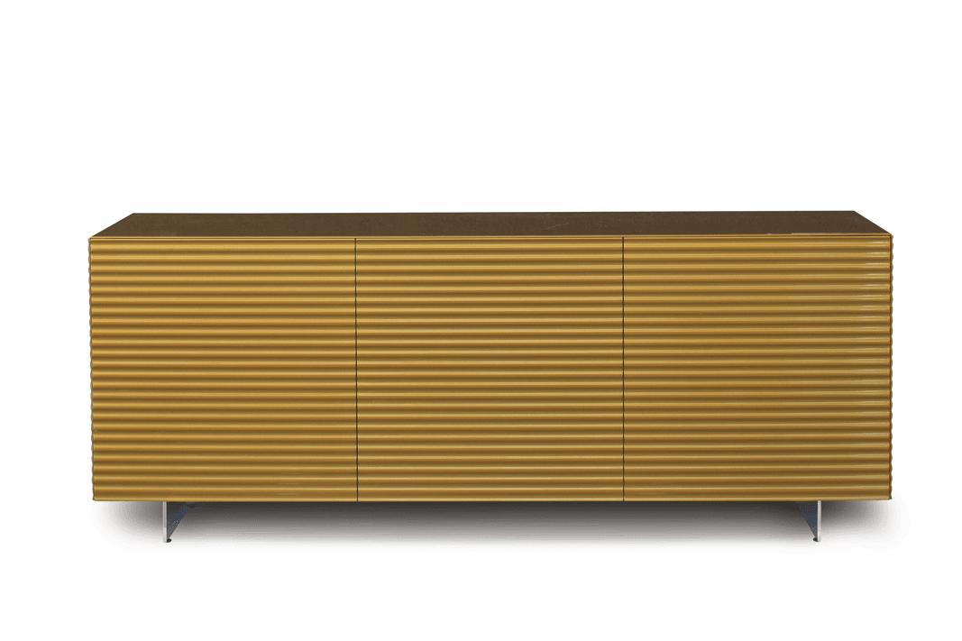 Oro: per arredare con sfumature preziose e trame sofisticate - Cose di Casa