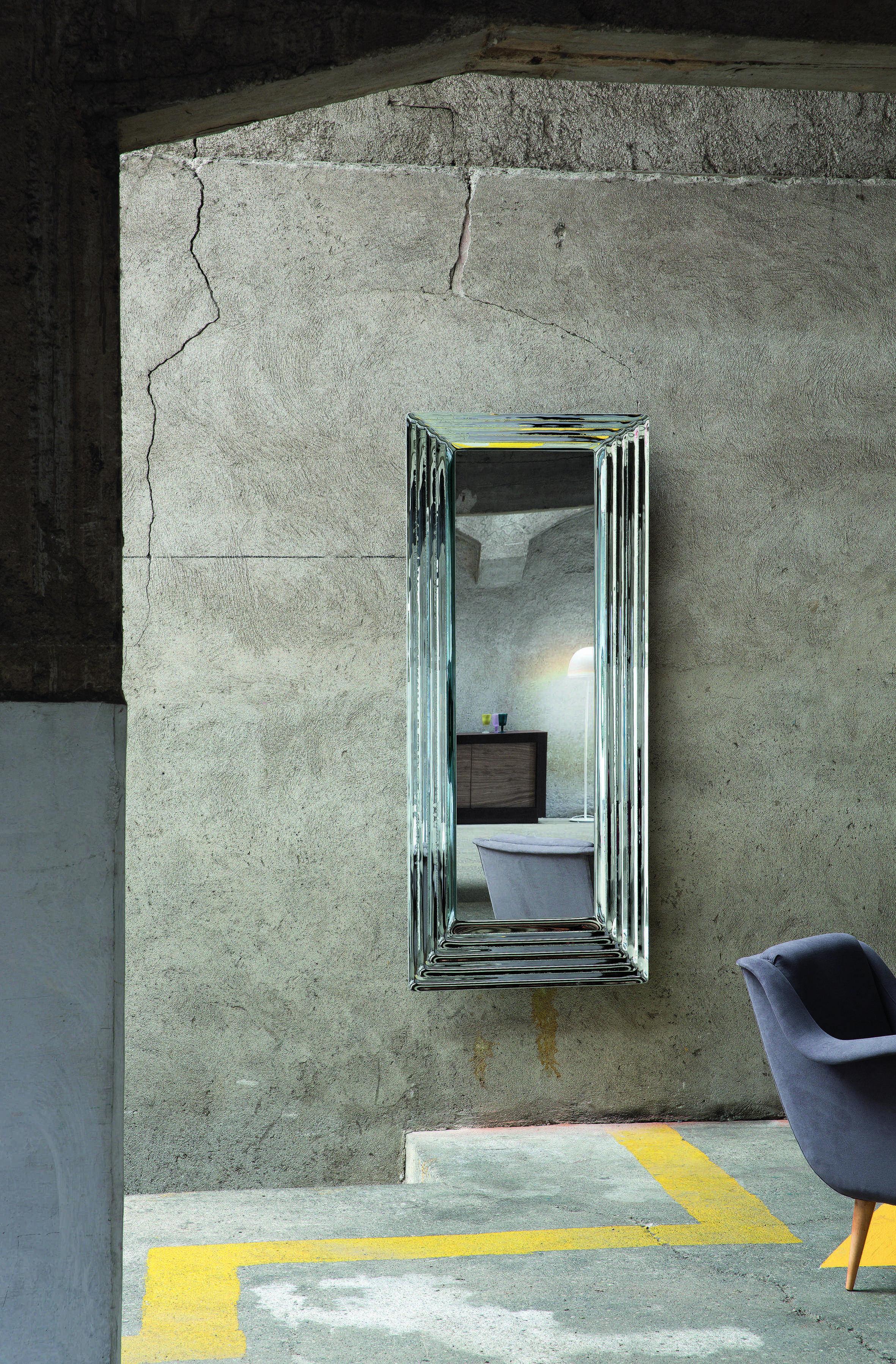 Arredare con gli specchi - Cose di Casa