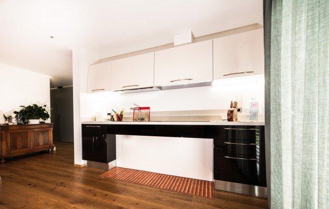 La casa che migliora la vita anche di chi ha problemi di for Programma per cucine