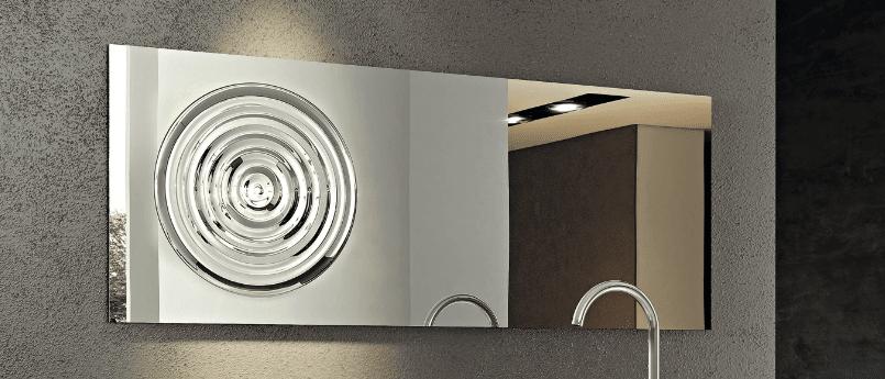 Arredare con gli specchi cose di casa - Specchi particolari da parete ...