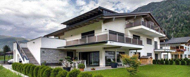 Bioarchitettura e case ecologiche prefabbricate in legno - Costo casa prefabbricata rubner ...