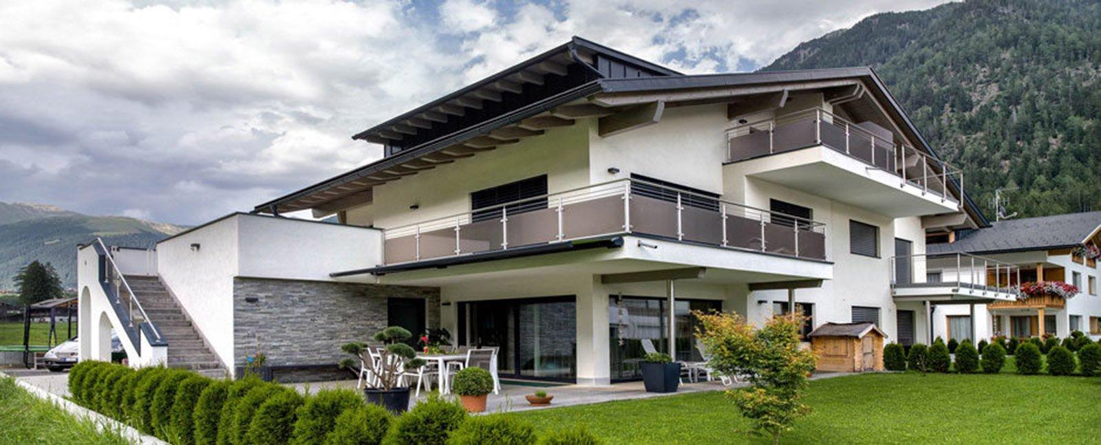 Bioarchitettura e case ecologiche prefabbricate in legno for Rubner prezzi