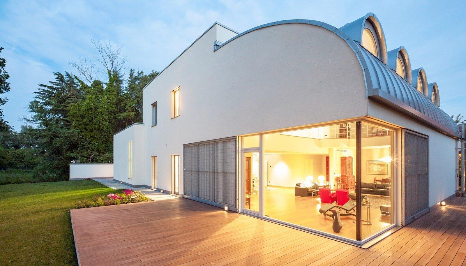 Casa bio su misura 1 cose di casa for Moderne case a telaio