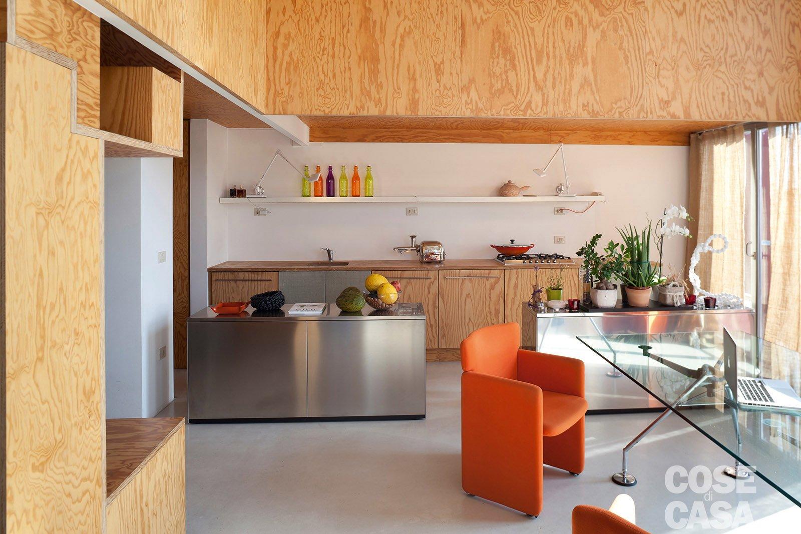 Stunning Costruire Una Cucina In Legno Photos - bakeroffroad.us ...