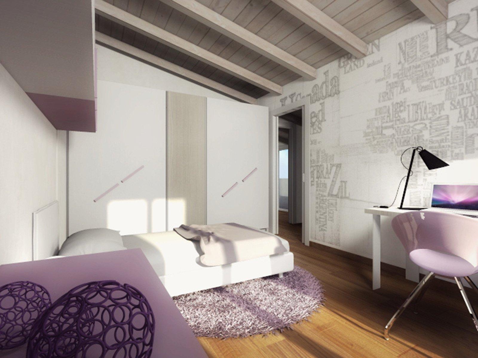 Casa mansarda cameretta zalf 2 cose di casa for Piccoli progetti di casa contemporanea