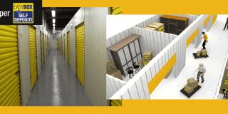 Easybox: la soluzione di self deposito per aziende e privati