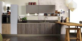 La cucina con il tavolo… da architetto