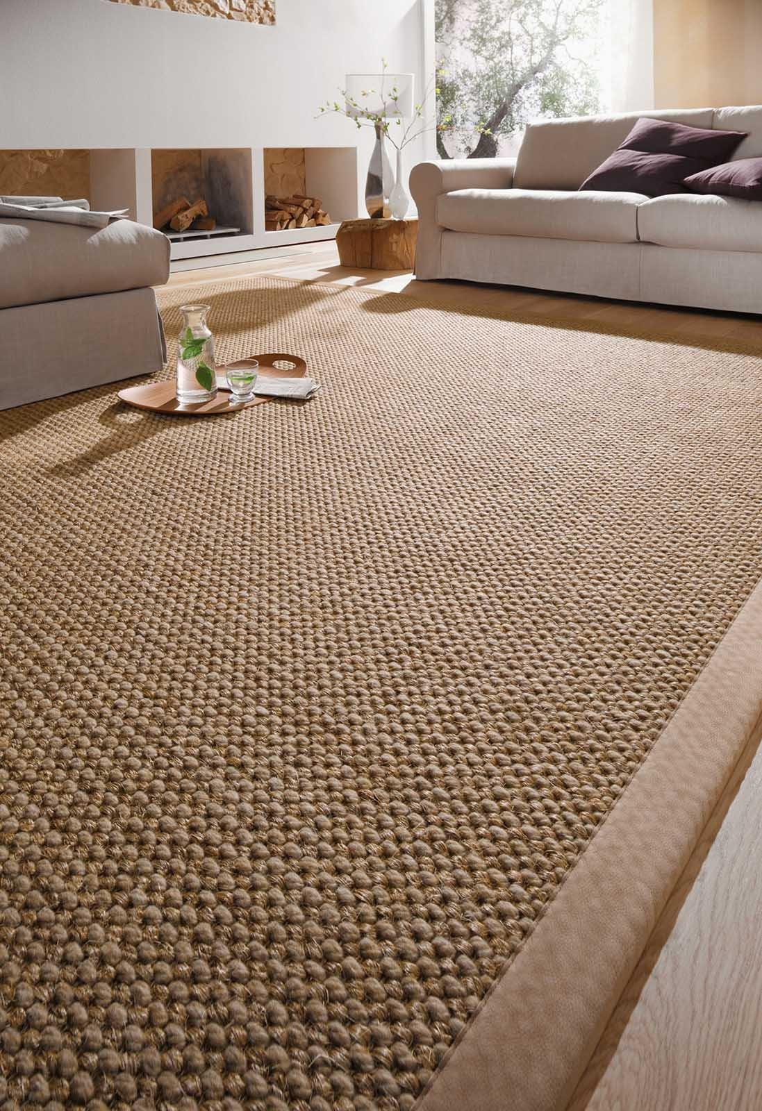 tappeti in fibre naturali cose di casa. Black Bedroom Furniture Sets. Home Design Ideas