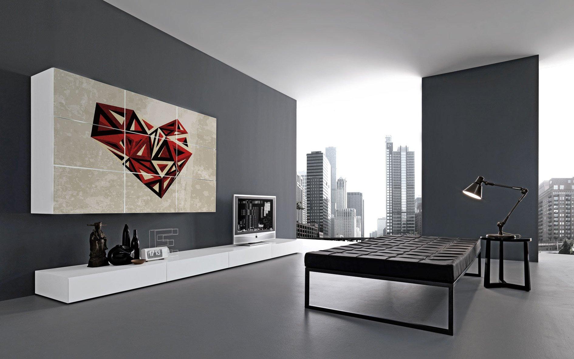 San valentino: arreda con il cuore, icona del pop   cose di casa