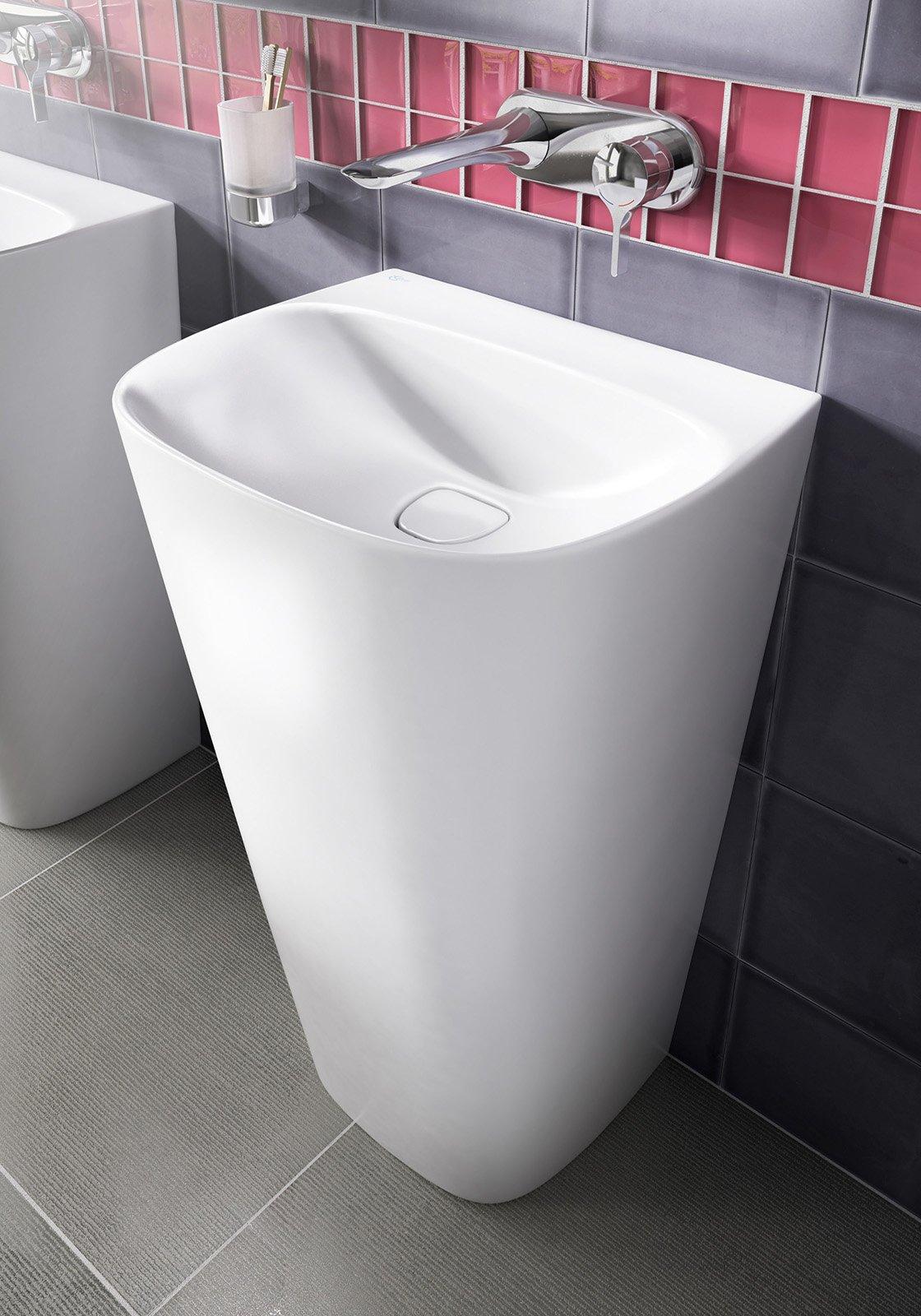 bagno materiali superfici linee che rendono pi facile tenere pulito