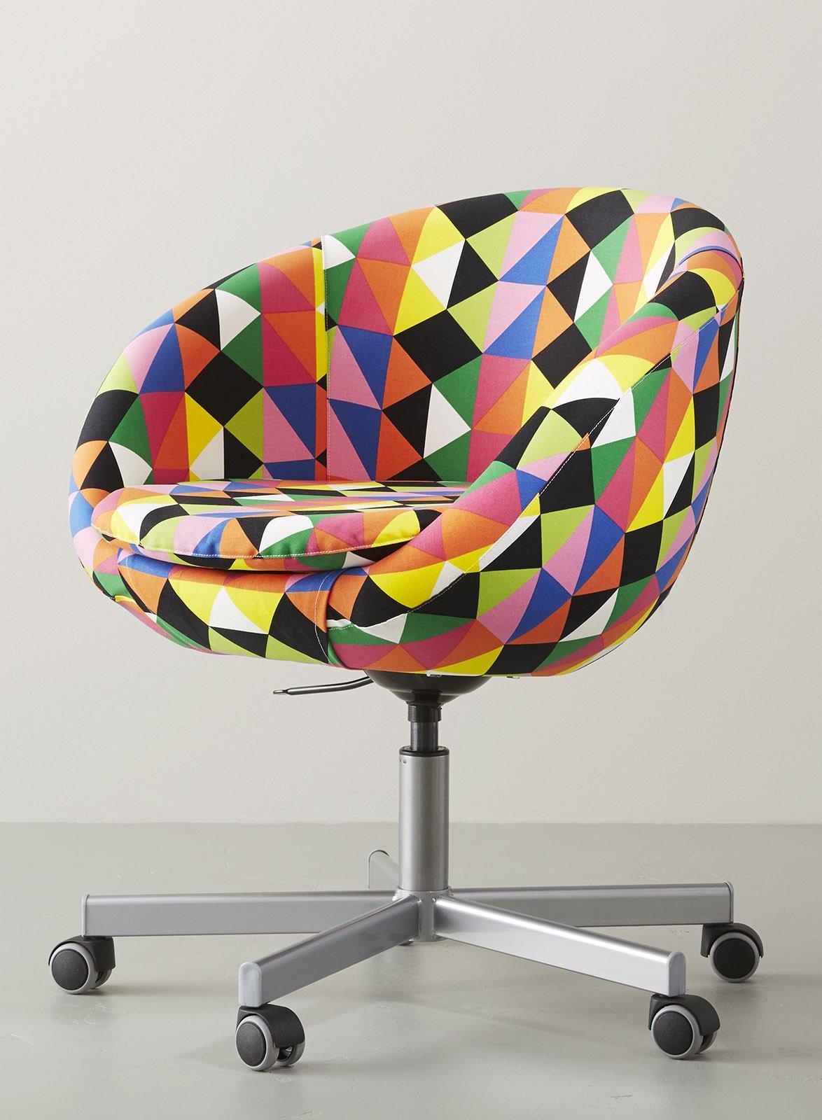 sedie con le ruote per la scrivania - cose di casa - Ikea Sedie Per Cucina