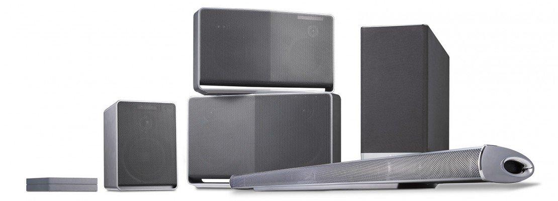 Casse audio per l 39 impianto stereo cose di casa - Stereo casse wireless ...