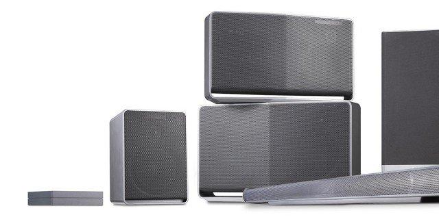 Casse audio per l'impianto stereo
