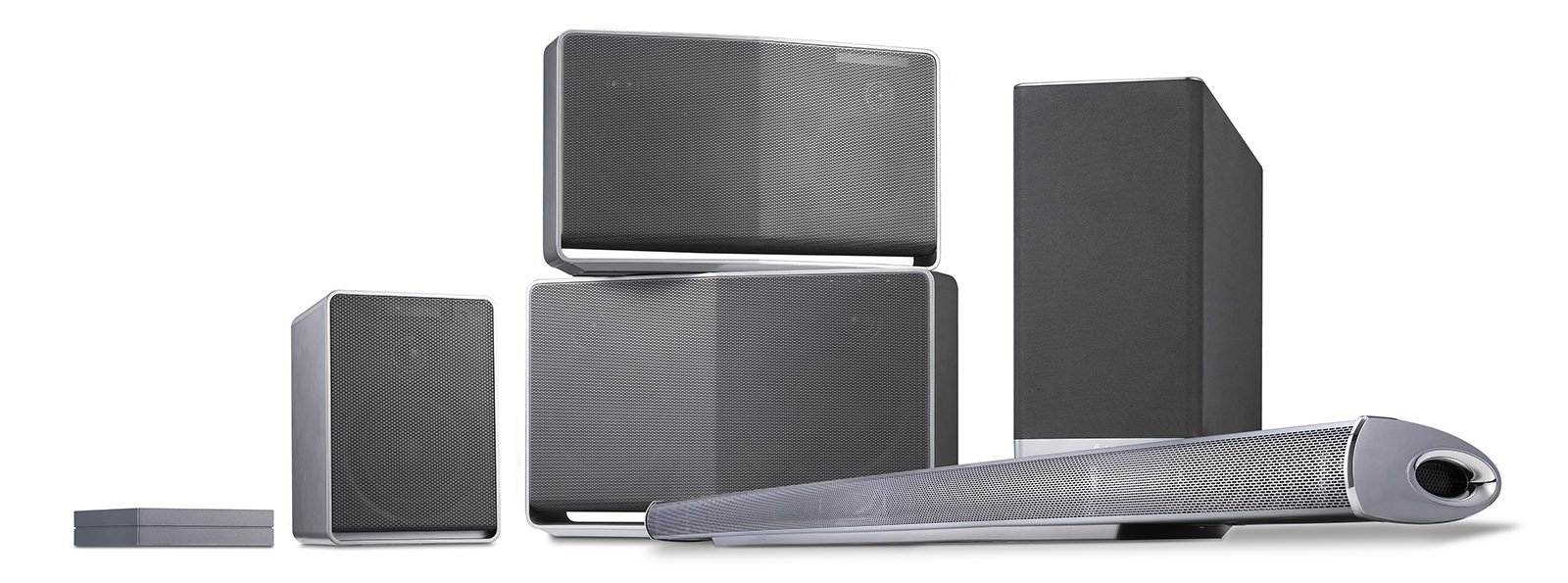 Casse audio per l 39 impianto stereo cose di casa - Impianto audio casa incasso ...