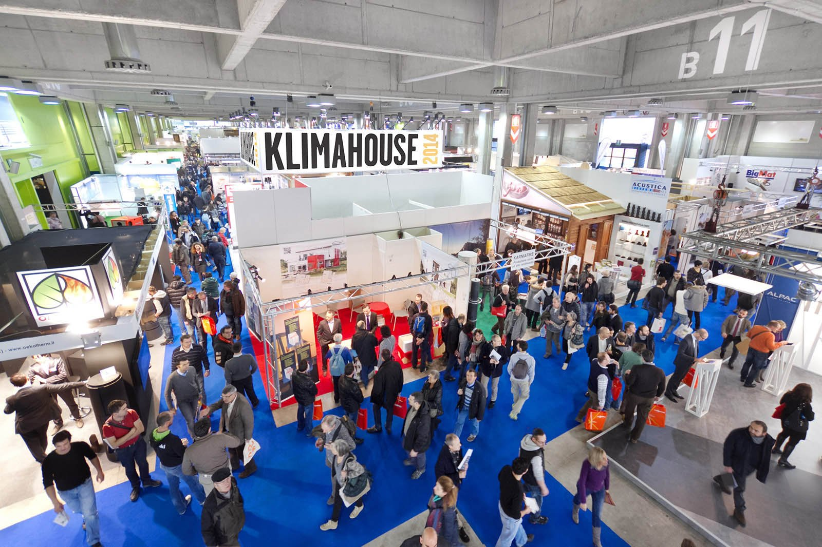 Al via klimahouse fiera dell 39 efficienza energetica cose for Fiera dell arredamento