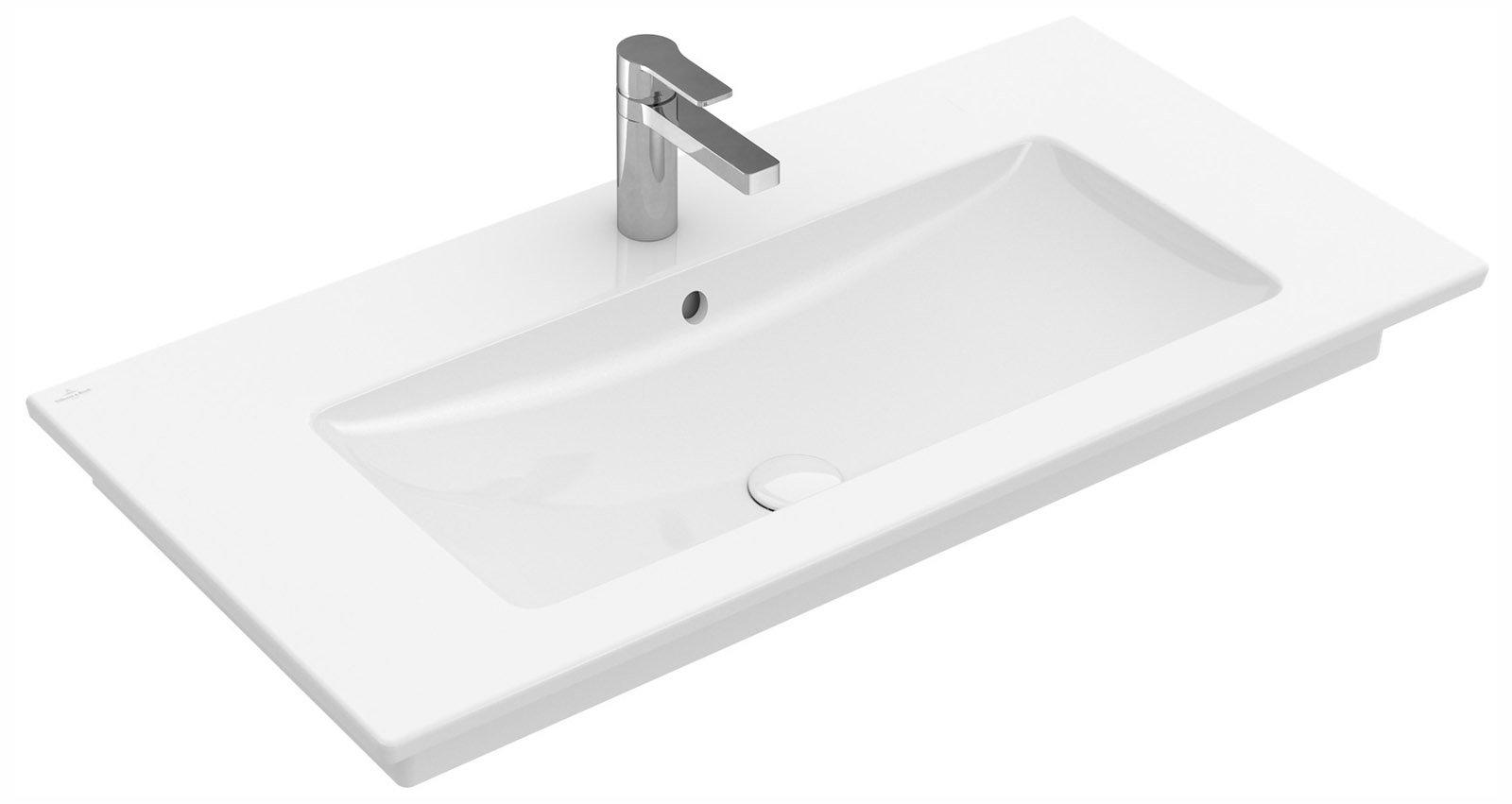 lavabi con profondit ridotta danno una sensazione di maggior spazio nei bagni stretti e lunghi
