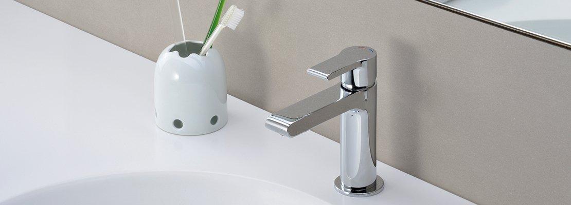 Rubinetti low cost per il bagno cose di casa for Rubinetti bagno design