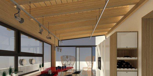 Spostare la cucina sul terrazzo sfruttando il piano casa - Cucina balcone condominio ...