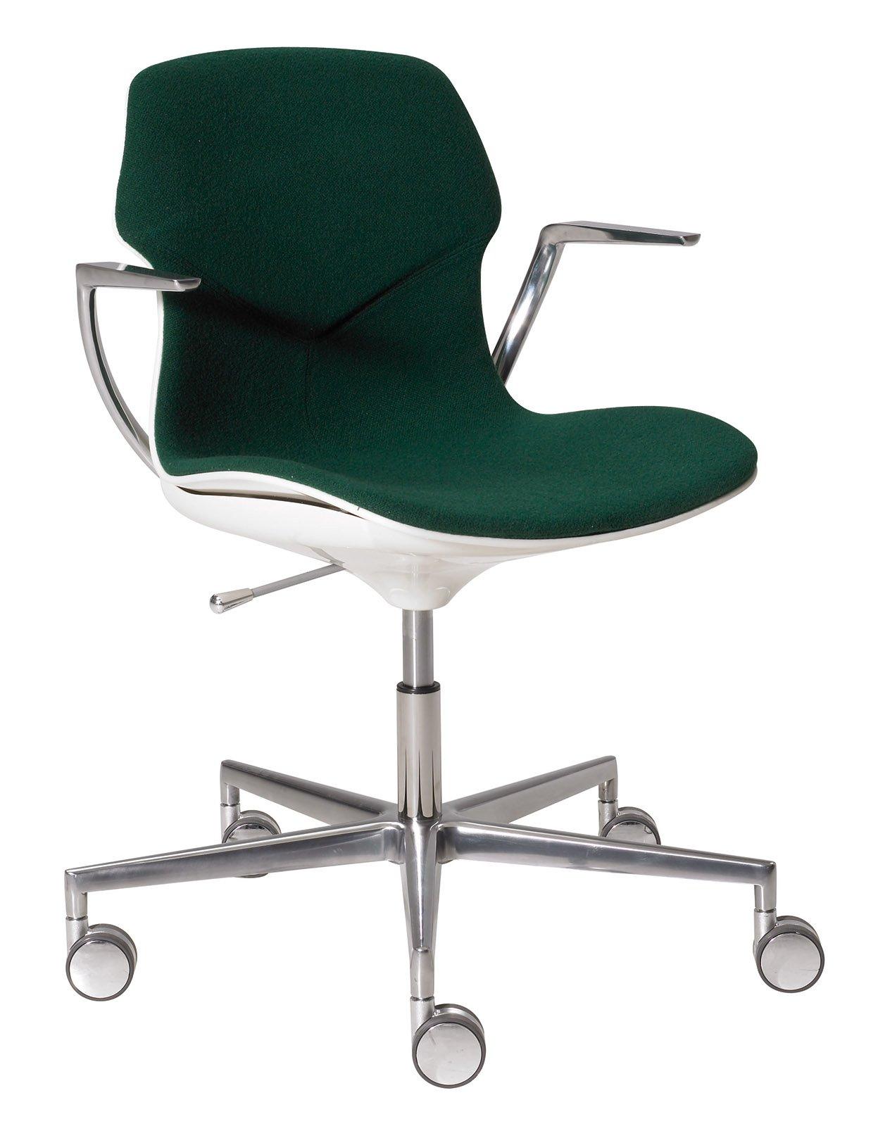 Sedie con le ruote per la scrivania cose di casa - Sedia rotelle ikea ...