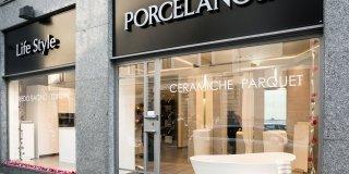Concept store: nuova apertura a Milano per Porcelanosa