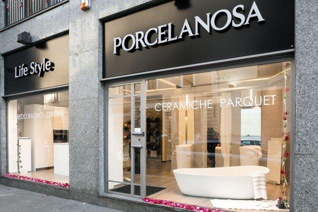 Concept store: nuova apertura a Milano per Porcelanosa - Cose di Casa