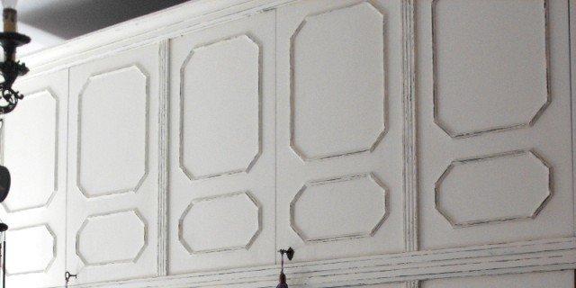 Restyling: trasformare un vecchio armadio in un arredo shabby chic