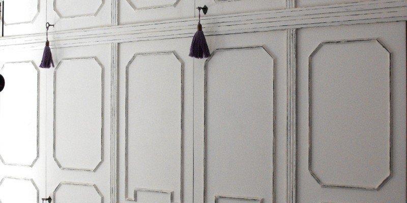Restyling trasformare un vecchio armadio in un arredo shabby chic cose di casa - Mobili shabby chic come fare ...