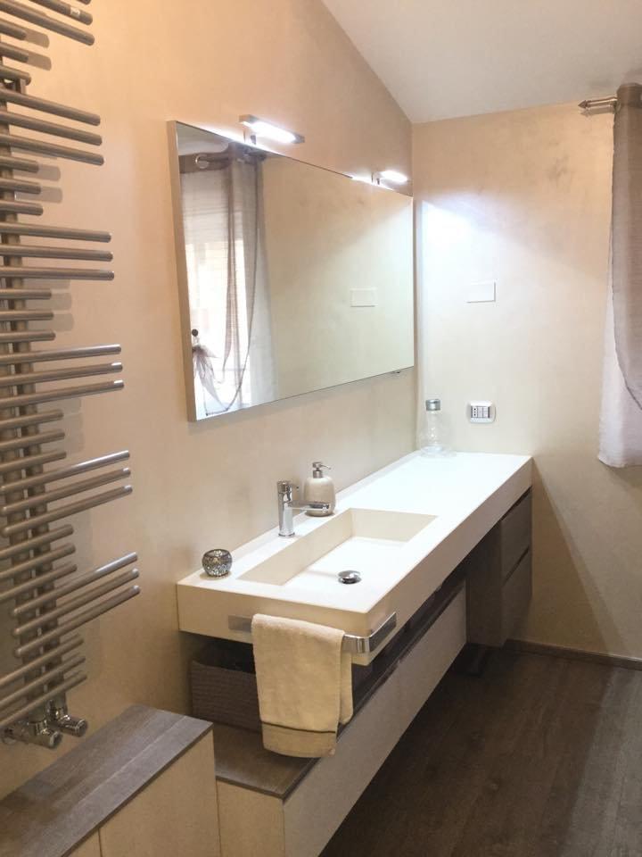 Bagno lavabo e radiatore cose di casa for Radiatore bagno