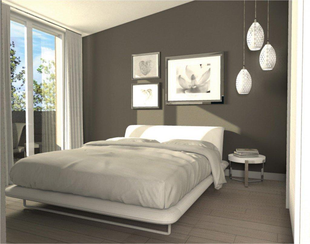 Una mansarda con dislivello progetto in 3d e foto della for Arredare 3d
