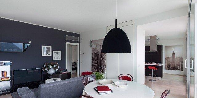 Arredamento casa da 50 a 100 mq idee e progetto - Idee per arredare casa moderna ...