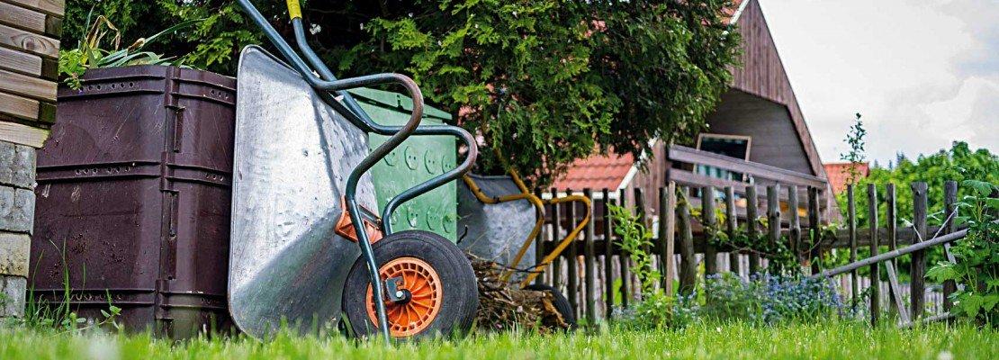 Concime a costo zero con la compostiera