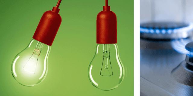 Bollette luce e gas: sospesi gli aumenti previsti dal 1° luglio