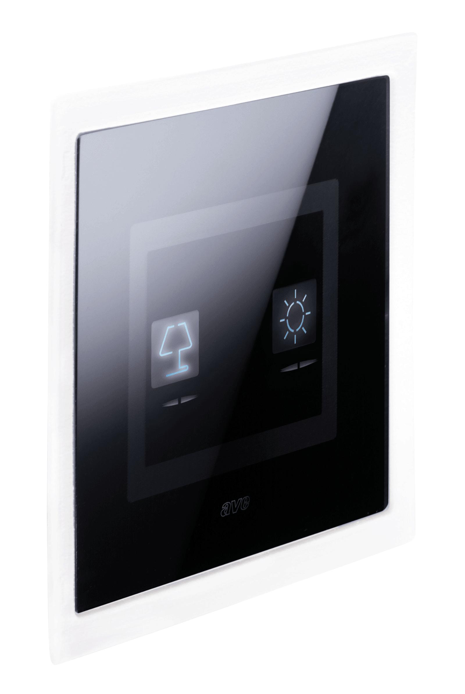 Ave touch il design e la tecnologia per interruttori e - Impianto audio casa incasso ...