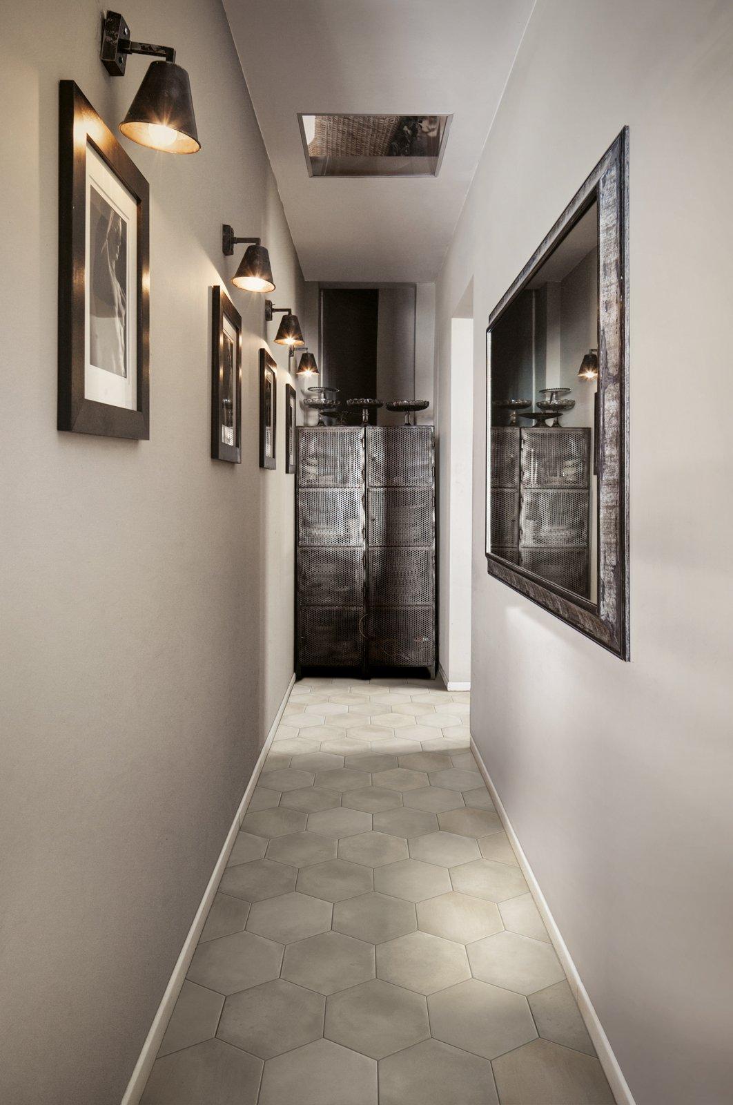 Piastrelle esagonali ritorno alla tradizione cose di casa - Immagini mattonelle bagno ...