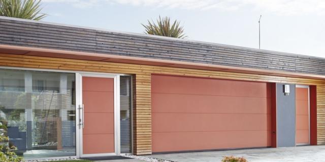 Porte per garage che fanno anche recuperare spazio