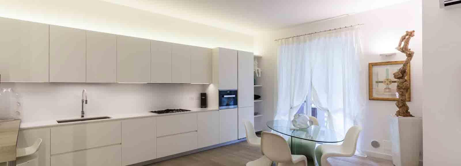 2 cucina living cose di casa - Lavori di cartongesso in cucina ...